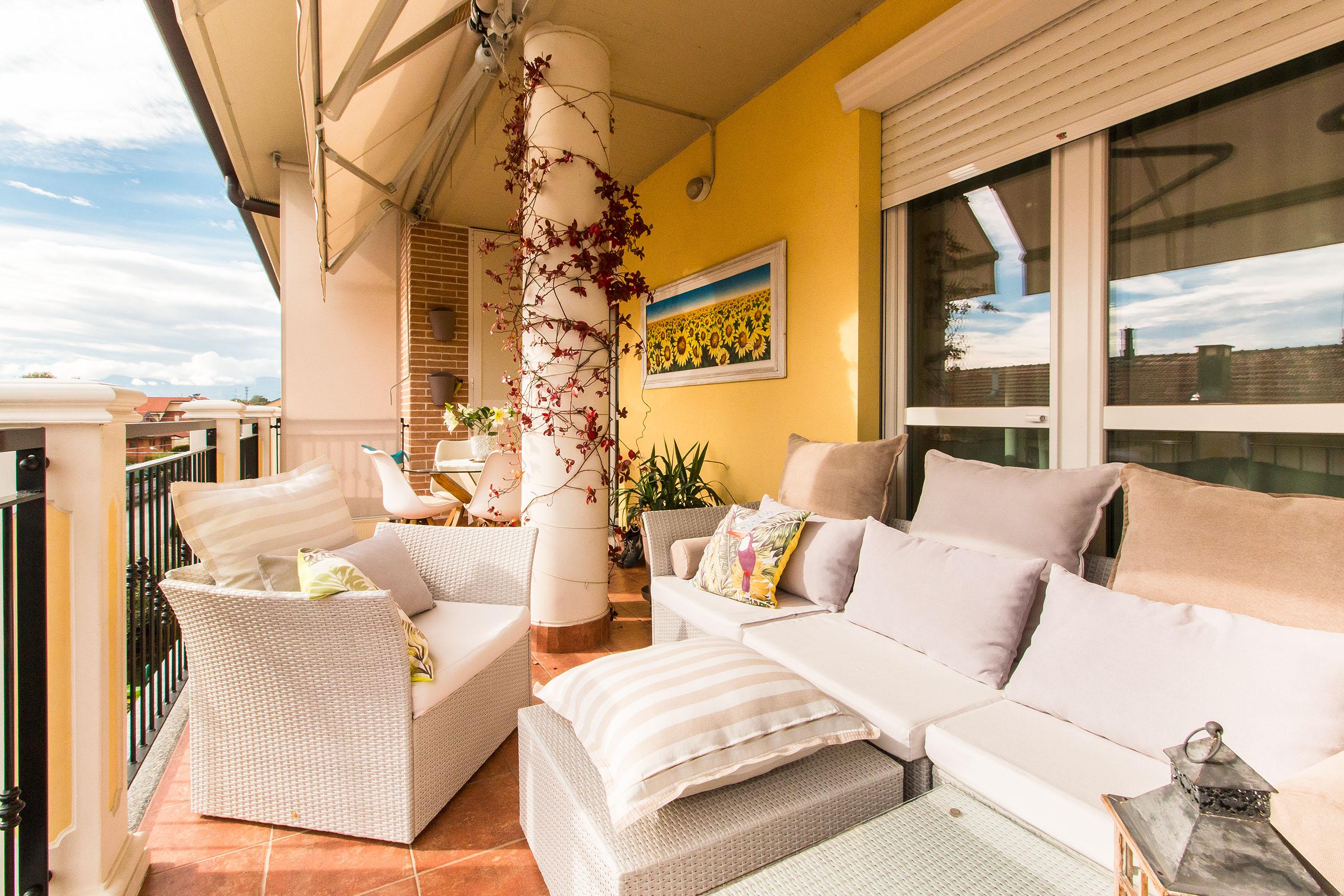 Mappano (TO) Via Parrocchia, 57 appartamento su due livelli.