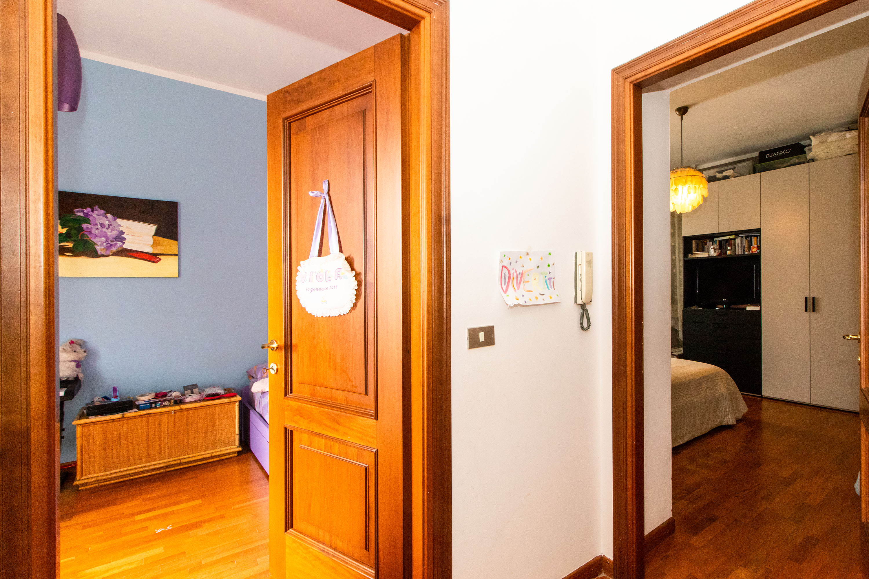 Viale del Castello 5 Moncalieri (TO) posizione soleggiata e panoramica.